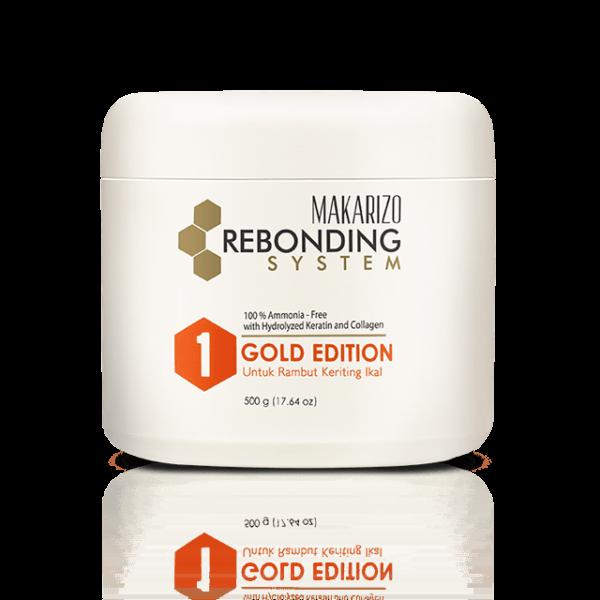 Rebonding System Step 1 Gold Edition
